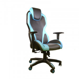 AH SEATING Gaming Chair e-Sport Black/Blue DS-059 BB