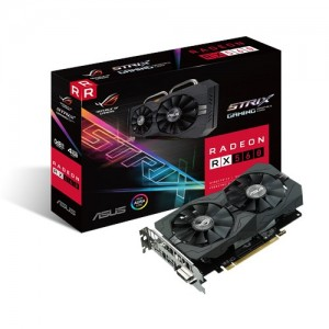 ASUS RX560 4GB ROG-STRIX-RX560-O4G-GAMING