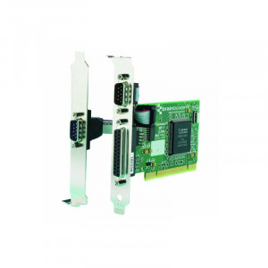 GREEN CONNECTION PCI 1xLPT+2xRS232