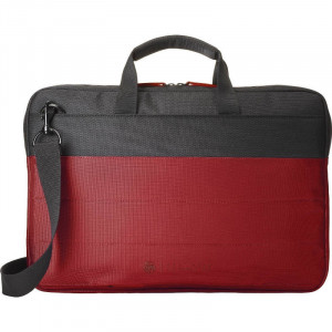 HP Duotone Red BriefCase 15.6 Y4T18AA