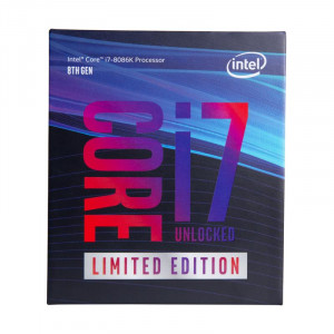INTEL Core i7-8086k 4.0GHz
