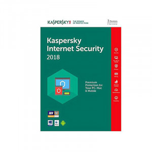 KASPERSKY Internet Security 2018 1u 1g