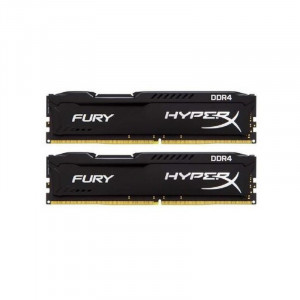 KINGSTON 2x16GB HX426C16FBK2/32 Fury Black