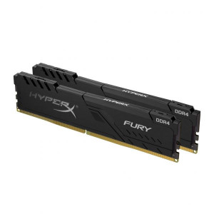 KINGSTON 2x8GB HX432C16FB3K2/16 Fury Black