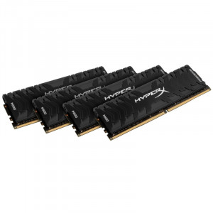 KINGSTON 4x8GB HX433C16PB3K4/32 Predator