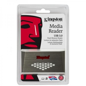 KINGSTON CardReader FCR-HS4 USB3.0