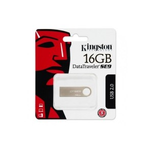 KINGSTON DataTraveler SE9 16GB DTSE9H/16GB
