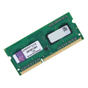KINGSTON SO-DIMM DDR3 4GB KVR16S11S8/4