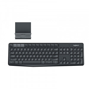 LOGITECH K375s Bluetooth Multi-Device Wireless + Stand