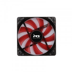 MS PC FREEZE 33LED 120mm Red