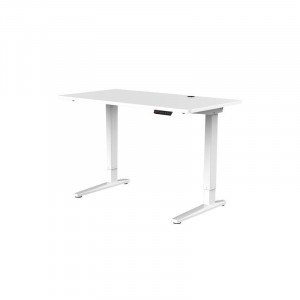 SPAWN Proven E2-12 Adjustable Desk White/White