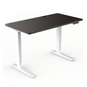 SPAWN Proven E2-14 Adjustable Desk White/Brown
