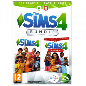 The Sims 4 Deluxe + Cats & Dogs PC