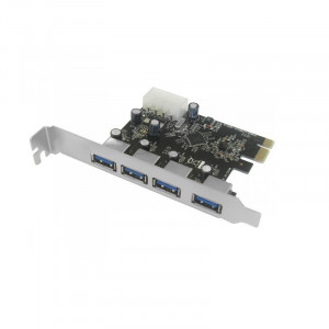 V.TOP PCIe USB 3.0 4port PUH304