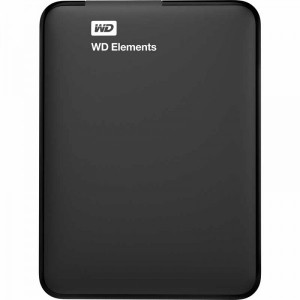 WD Elements 1TB WDBUZG0010BBK