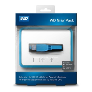 WD Grip Picasso Sky 2TB Light Blue