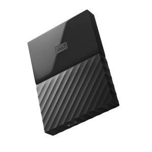 WD My Passport 1TB WDBYNN0010BBK Black