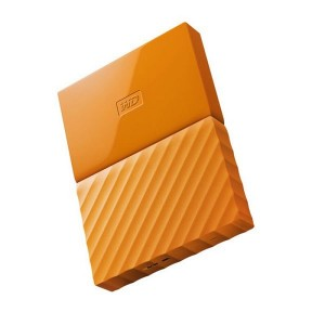 WD My Passport 1TB WDBYNN0010BOR Orange