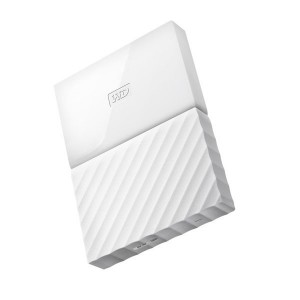 WD My Passport 1TB WDBYNN0010BWT White