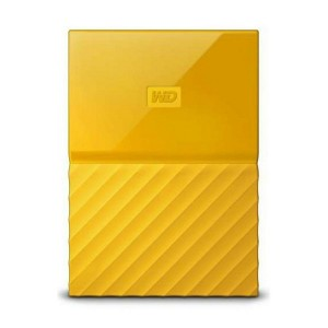 WD My Passport 1TB WDBYNN0010BYL Yellow