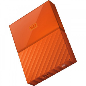 WD My Passport 3TB WDBYFT0030BOR Orange