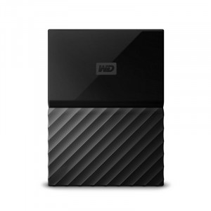 WD My Passport 4TB WDBYFT0040BBK Black
