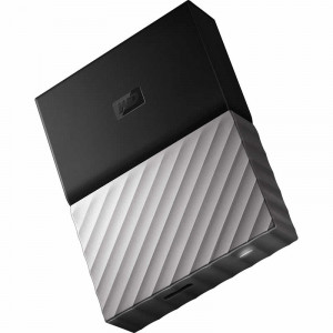 WD My Passport Ultra 2TB WDBFKT0020BGY Grey