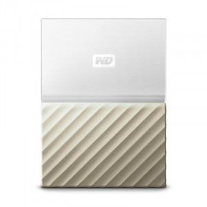 WD My Passport Ultra 3TB WDBFKT0030BGD Gold