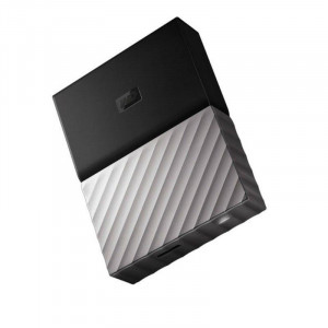 WD My Passport Ultra 4TB WDBFKT0040BGY Grey