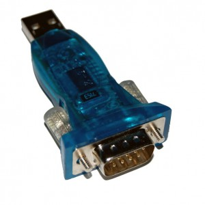 WIRETEK USB to RS232 Adapter